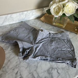 Old Navy heather grey shorts